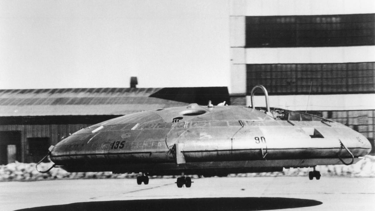 Azt hitték, UFO-t láttak, pedig csak az amerikaiak kísérleteztek: elképesztő járművek a hidegháború idejéből