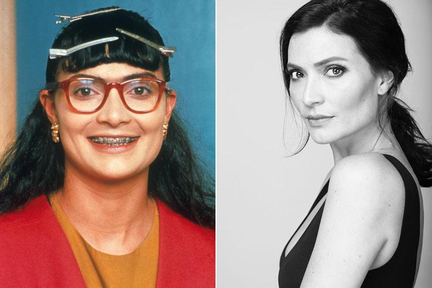 A 46 éves Ana María Orozco játszotta el Bettyt. A kolumbiai színésznő a valóságban igéző szépség.