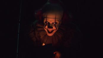 Magyarul is rémisztő lesz a bohócos horror második fele
