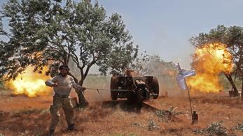 Szíria: a leszámolás folytatódik