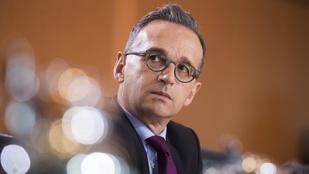 Keményen bírálta az Orbán-kormányt a német külügyminiszter