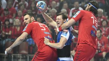 Kiütötte a Veszprém a Szegedet a férfi kézidöntőben