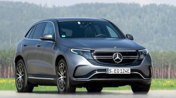 Bemutató: Mercedes EQC – 2019.