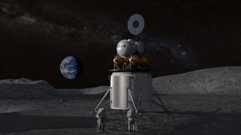Lemondott a NASA új holdprogramjának vezetője