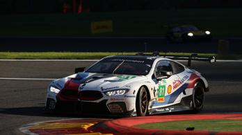 A BMW elhagyja az sportkocsi-világbajnokságot