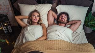 Mintha két szex között csak azért beszélgettünk volna, hogy ne aludjak el a következőig