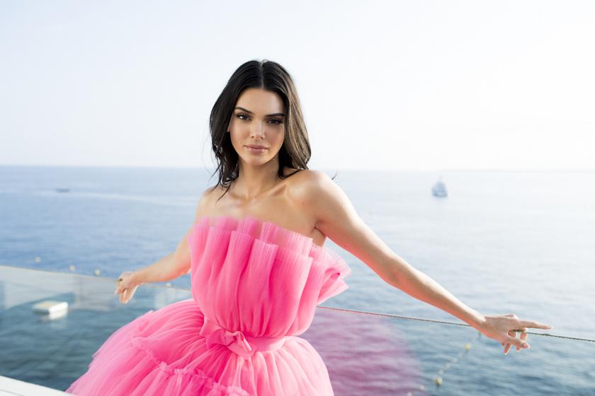 Cannes legszebb estélyijei: Kendall Jenner pink ruhájától leesik az állad