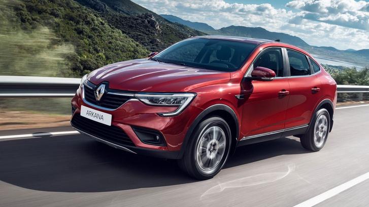 c283a09fb2 Totalcar - Magazin - Ez már a végleges Renault terep-kupé