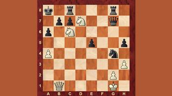 Az áldozat a sakkban nem olyan rossz dolog
