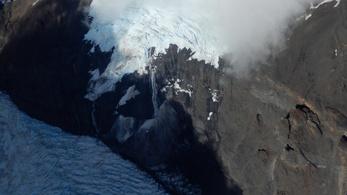 Töredezik a dél-patagóniai jégmező