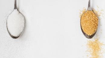 A barna cukor egészségesebb a fehérnél?