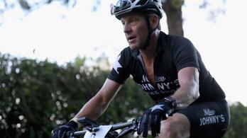 Armstrong: Semmit nem változtatnék a doppingoláson