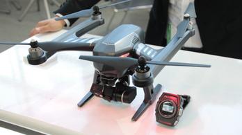Minden drón rendszámot kap az EU-ban