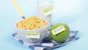 A nagy kalóriamítosz: ezért nem érdemes számolgatni