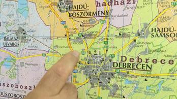 Megvette a debreceni önkormányzat a BMW-gyárnak helyet adó területeket
