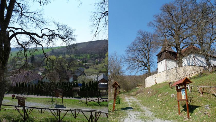A 31 fős Teresztenye az Aggteleki-karszt szomszédságában fekszik, így igazán különleges környezet veszi körül. A magával ragadó összképhez hozzájárul a falu Árpád-kori, fakazettás mennyezetű temploma is.