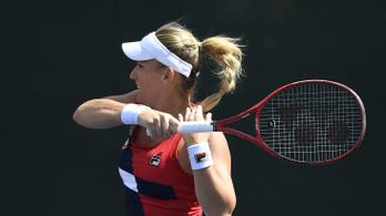 Mosdószünet törte meg Babost a Garros-selejtezőn