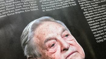 Pert vesztett a Figyelő a Soros-lista miatt