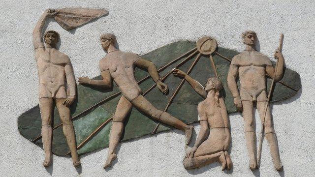 A fehérvári Jáky iskola képzőművészeti kincsei