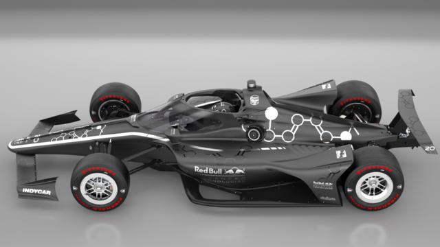 Az IndyCar a Red Bullal közö-sen fejleszti ki az aeroscreent