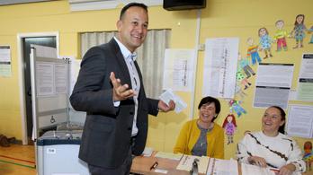 Exit poll: Az uniópárti miniszterelnök pártja áll az élen az írországi EP-választáson
