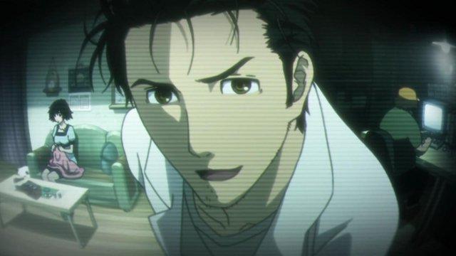 El Psy Congoroo - Időutazós thriller anime