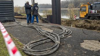 Már több mint 540 kilométeren van árvízvédelmi készültség