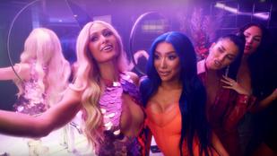 Paris Hilton ismét megpróbál betörni a zeneiparba, Kim Kardashian segít neki