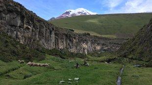 Ecuador, a dolgok Chimborazoja