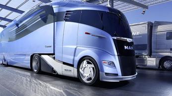 Most már biztosan jöhetnek a kerekebb orrú teherautók