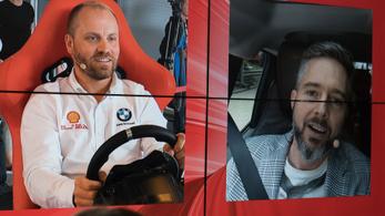 Utaznál olyan autóval, aminek a sofőrje egy másik országban ül?