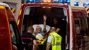 11 áldozat még mindig kórházban a lyoni robbantás után