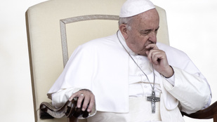 Ferenc pápa bérgyilkossághoz hasonlította az abortuszt