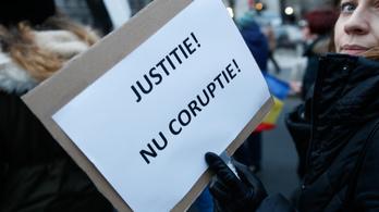 Romániában korrupcióellenes népszavazással tuningolták fel az EP-választást