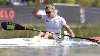 Kozák Danuta duplázott az olimpiai válogatón