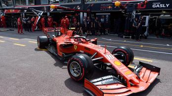 Ferrari: Feleslegesen kockáztattunk Leclerc-rel