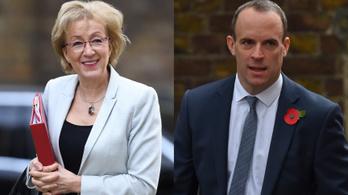 Két lemondott minisztere is bejelentkezett Theresa May utódjának
