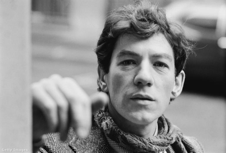 Ian McKellen 1975-ben - klikk a képre a nagyobb verzióért!
