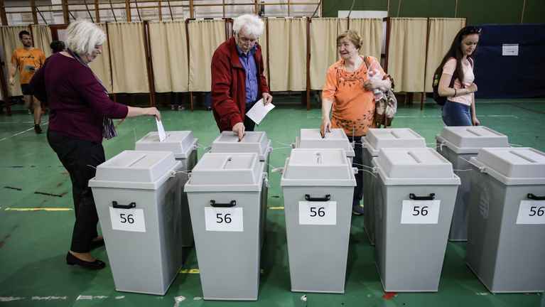 2019 European Elections: Record-high turnout in Hungary