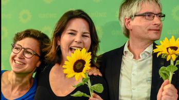 Zöld meglepetés Németországban