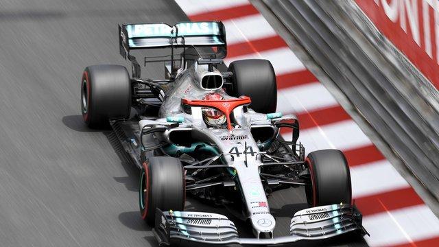 Gumik ide, Verstappen oda, Hamilton nyert Monacóban!