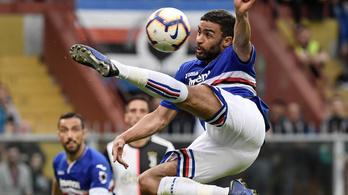 Úgy eltörte a labdát, hogy gólt lőtt a Juventusnak