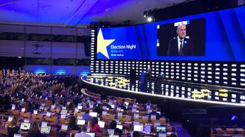 25 éve nem volt ilyen magas a részvétel az EP-választáson