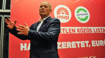 Szanyi: A választmány fogja eldönteni, ki üljön be az EP-be