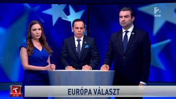 Egy órán át úgy tűnt, a TV2 tud rendes hírműsort csinálni