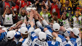 Finnország nyerte a hoki-világbajnokságot