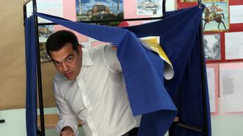 Ciprasz bukik, előrehozott választások jönnek Görögországban