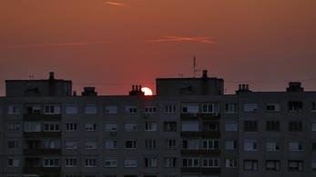 Nőtt a budapesti panelek ára