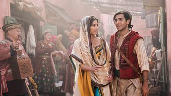Máris bődületes siker az Aladdin-remake