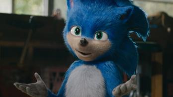 Csúszik a Sonic-film, mert újratervezik a főszereplőt